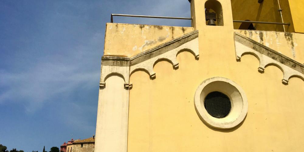 Ermita castell