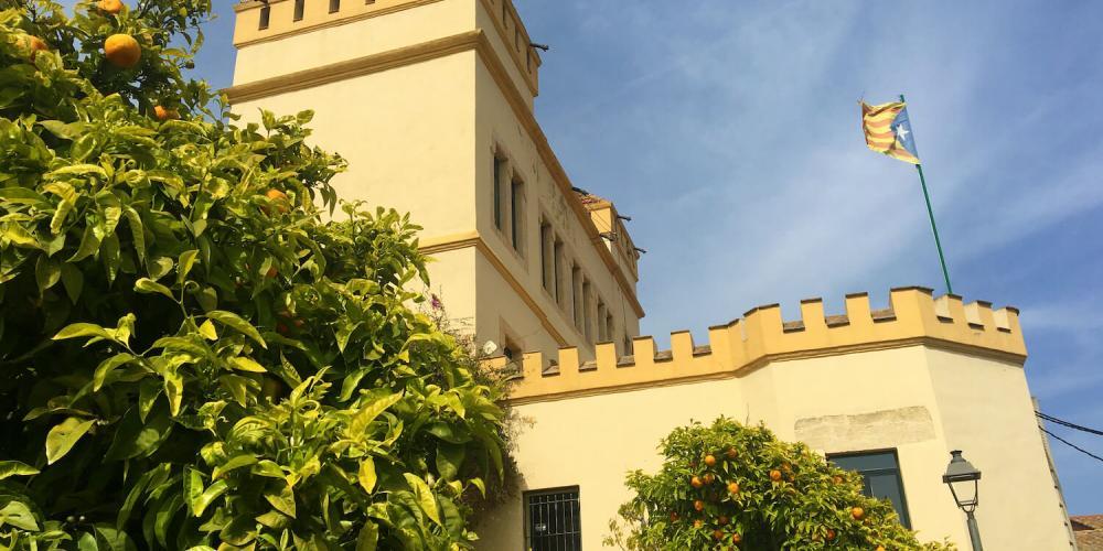 Torre castell