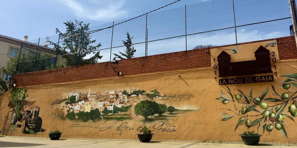 Vista mural